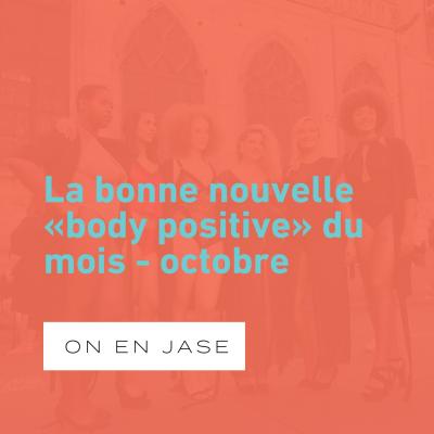 La bonne nouvelle «body positive» du mois: un défilé parisien 100% diversité