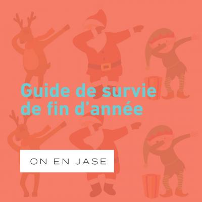 Guide de survie de fin d'année