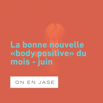 La bonne nouvelle «body positive» du mois: Billie Eilish fait la promotion de la diversité corporelle