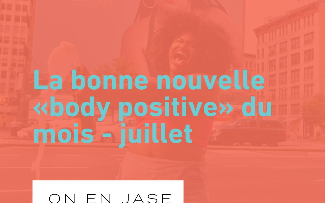 La bonne nouvelle «body positive» du mois: une égérie noire et trans pour Calvin Klein