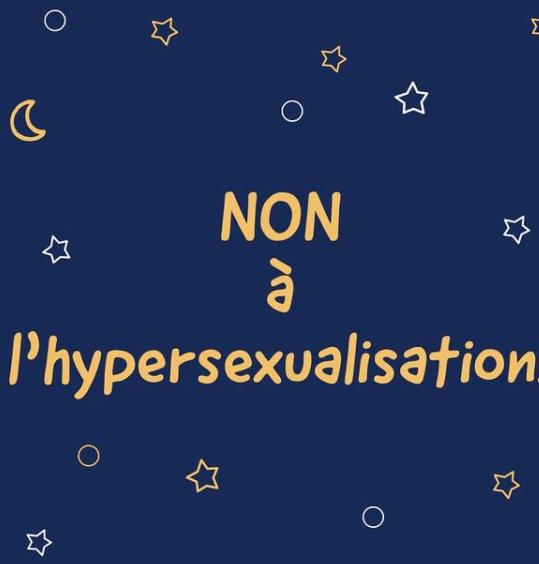 L'hypersexualisation